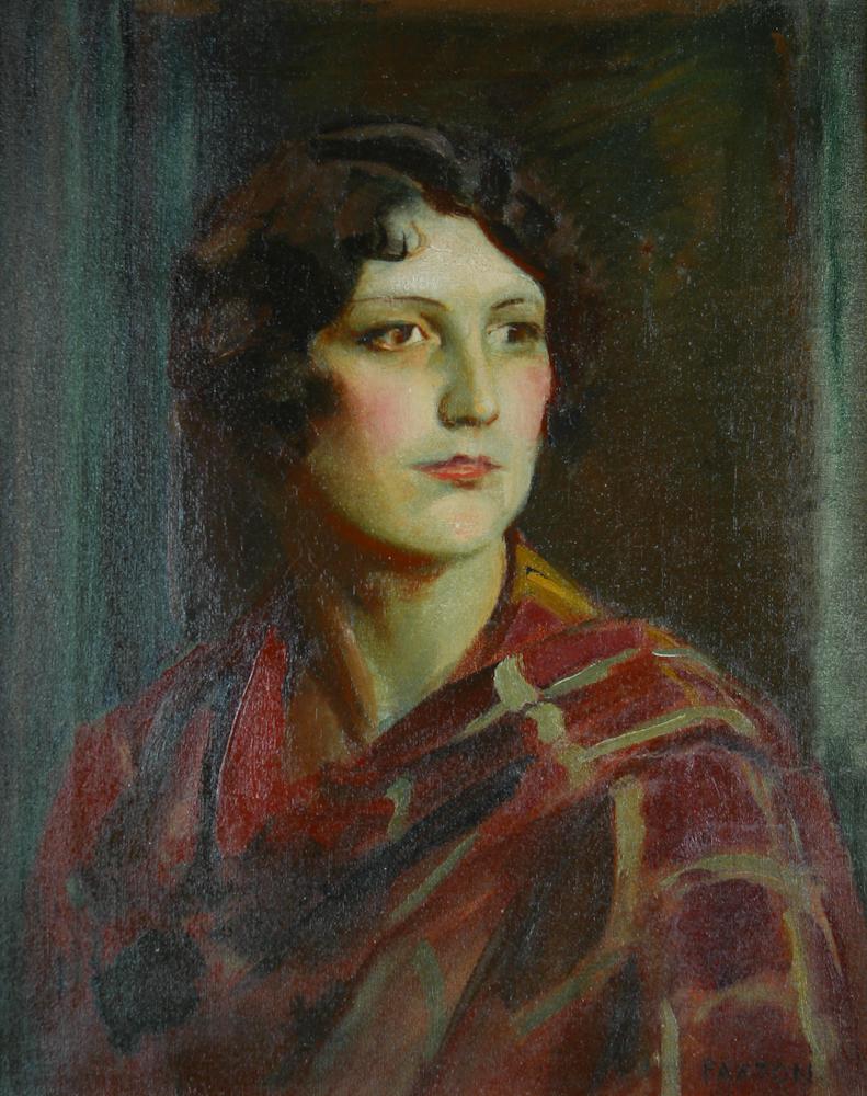 William McGregor Paxton Portraits