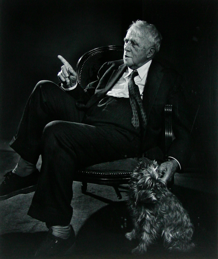 robert frosts A biographical profile of robert frost, celebrated american poet whose work is rooted in new england farm life, combining a modernist sensibility and sense of language in traditional verse forms.